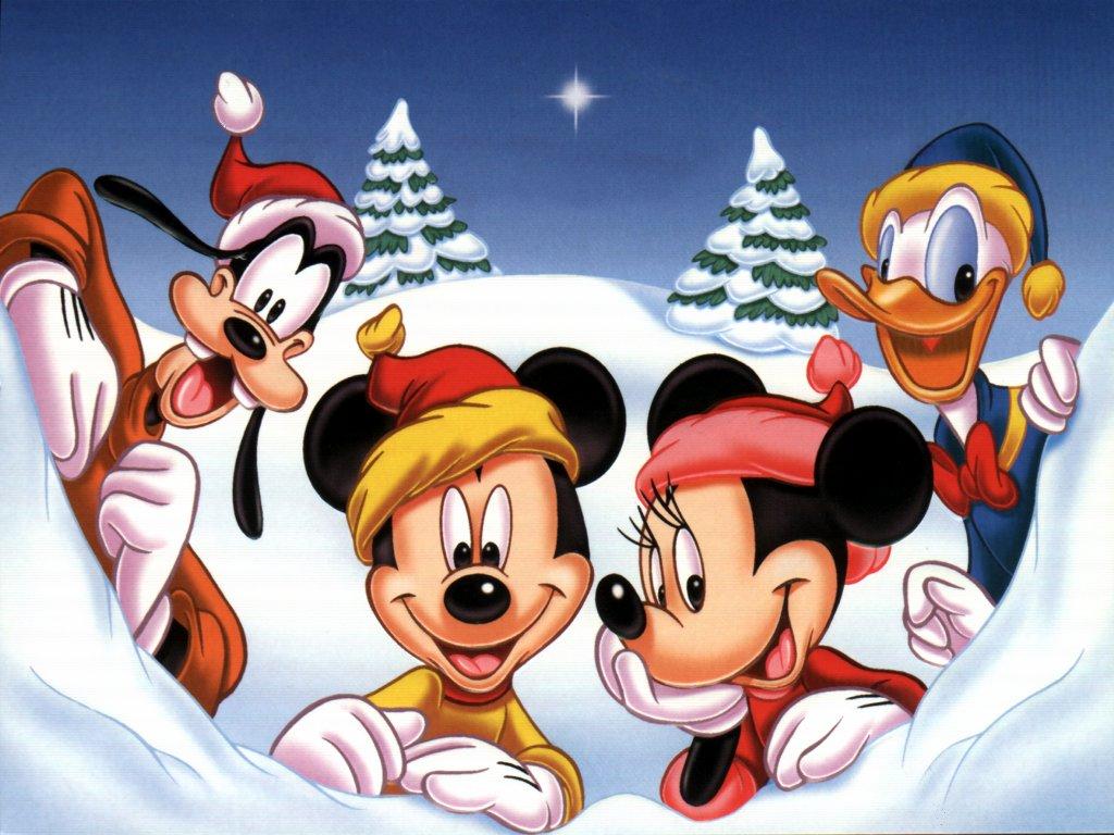 Merry Christmas Disney.Disney Merry Christmas Der Vynas