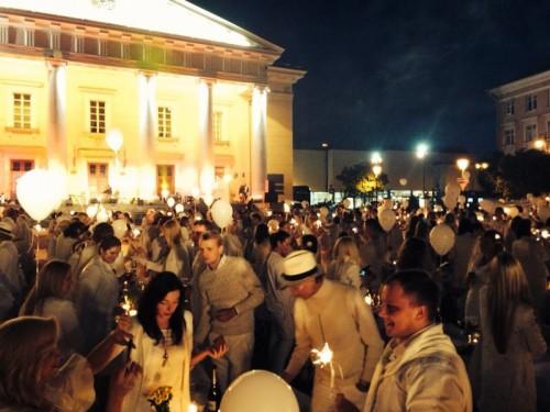 Diner en Blanc Vilnius