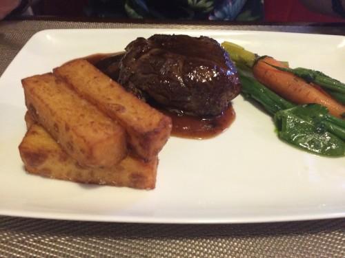 La Moutard restaurant review dervynas