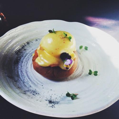 MONTE PACIS PAžaislio kompleksas dervynas restoranu apžvalgos eggs benedict