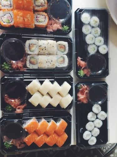 Sushi and Wine Pairing
