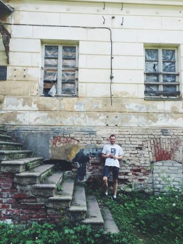 Dervynas kelionės po Lietuva Belvederio dvaras