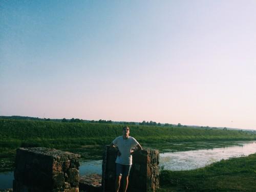 Dervynas kelionės po Lietuva  Smalininku vandens matavimo sritis