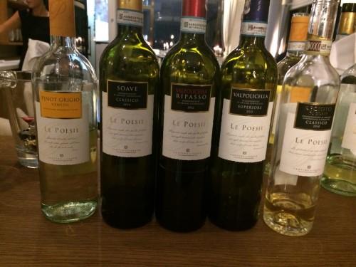Cantina di Soave wine tasting restaurant review