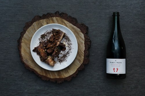 3Putojantis vynas ir maistas Cava