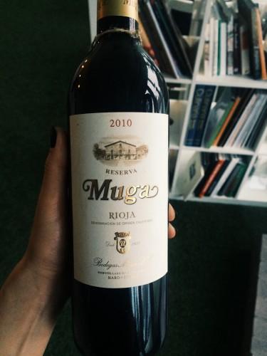 Muga Rioja