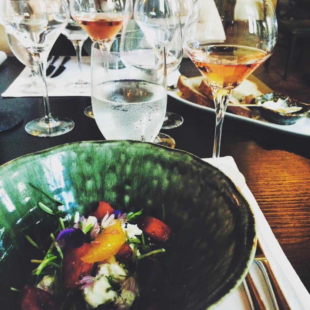 Vyno ir maisto darna
