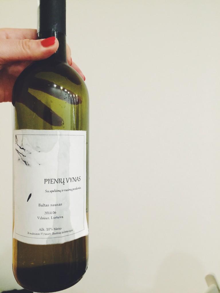 Pieniu vynas