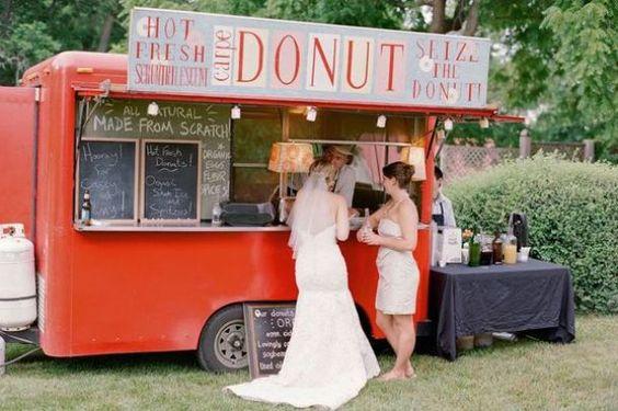 food truck weddingsč