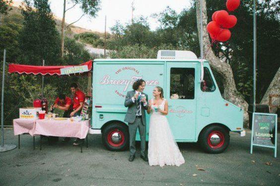food truck weddings