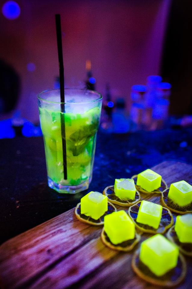 molekuliniai kokteiliai