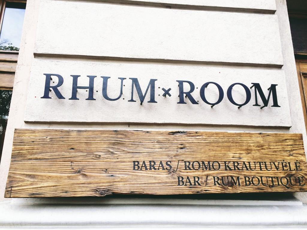 Rhum Room Dervynas
