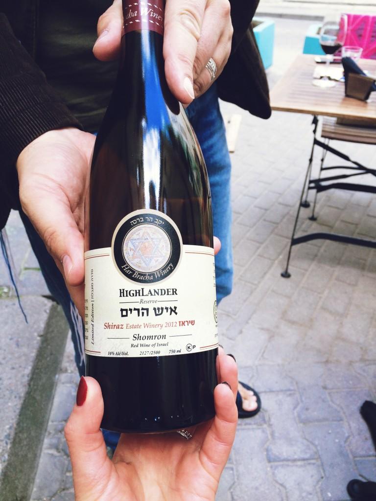 Izraelio vynas