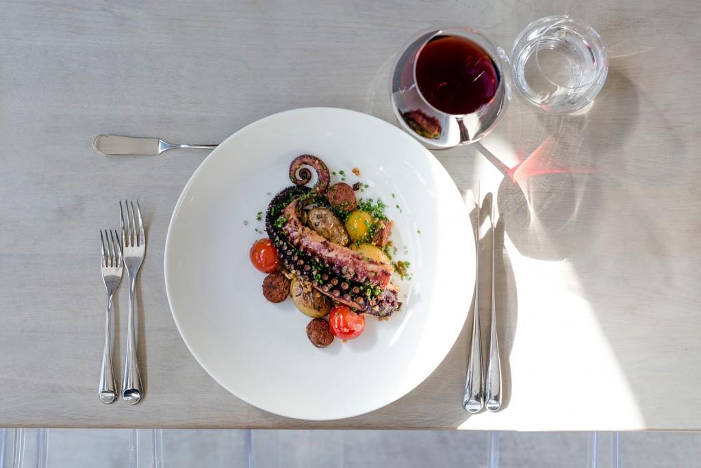 Dervynas Dine 30 geriausiu restoranu