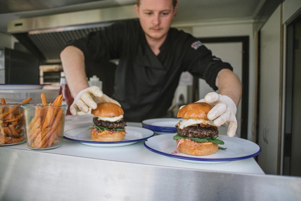 Drama Burger dervynas Ciop Ciop