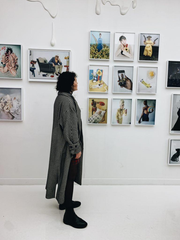 Londonas muziejus, paveikslai