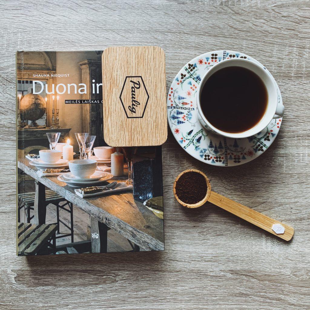 Paulig kavos ir duonos derinių sesija