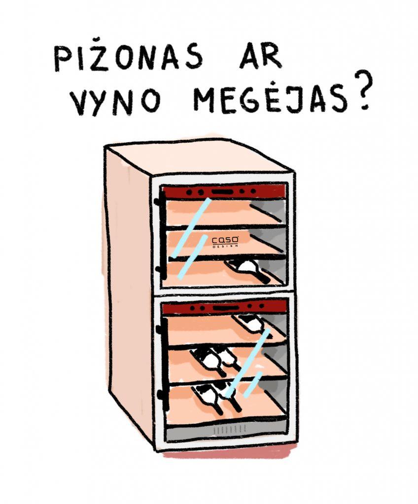 Vyno šaldytuvas